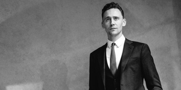 TORONTO, ON - SEPTEMBER 06:  (EDITOR'S NOTE: Image has been converted to black and white) Actor Tom Hiddleston poses for a po