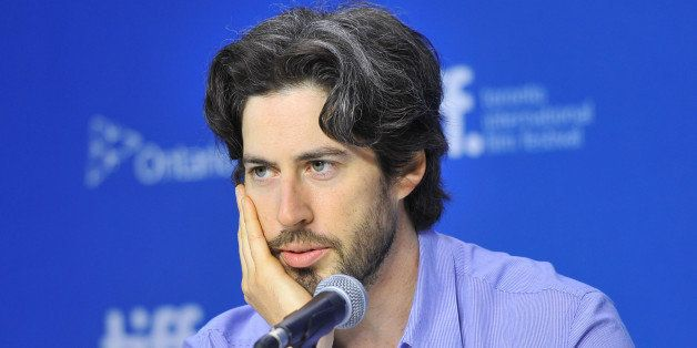 TORONTO, ON - SEPTEMBER 07:  Director Jason Reitman speaks onstage at the 'Labor Day' Press Conference during the 2013 Toront