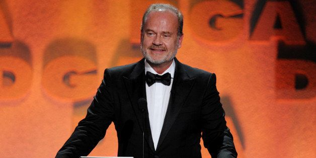 LOS ANGELES, CA - FEBRUARY 02:  Host Kelsey Grammer speaks onstage during the 65th Annual Directors Guild Of America Awards a