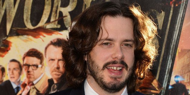 HOLLYWOOD, CA - AUGUST 21:  Director Edgar Wright arrives at the Los Angeles premiere of 'The World's End' at ArcLight Cinema