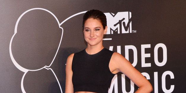 NEW YORK, NY - AUGUST 25:  Actress Shailene Woodley attends the 2013 MTV Video Music Awards at the Barclays Center on August