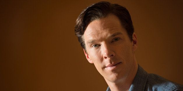 TORONTO - SEPTEMBER 8 - Actor Benedict Cumberbatch stars in THE FIFTH ESTATE, the story of Julian Assange, and 2 other films.