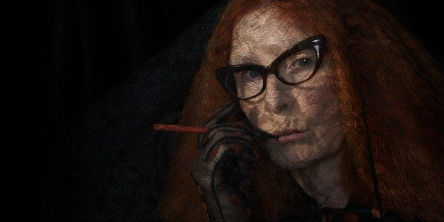 Frances Conroy On Bringing The Mysterious Myrtle Snow To Life On