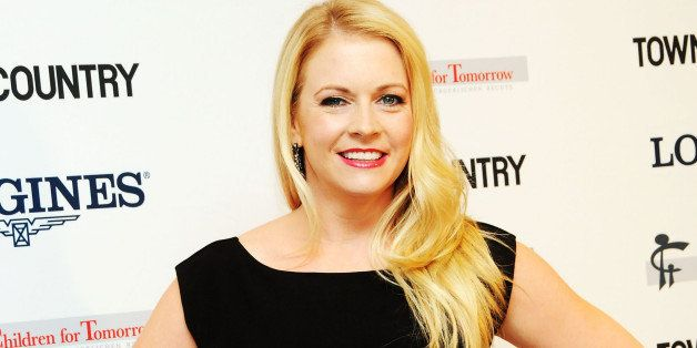 NEW YORK, NY - SEPTEMBER 26: Actress Melissa Joan Hart attends 2013 Women Making A Difference Awards at Hearst Tower on Septe