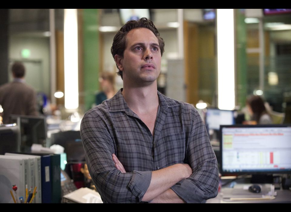 "He currently appears as the unlikable Don Keefer on ""The Newsroom,"" but Thomas Sadoski is mainly known for his stage career."