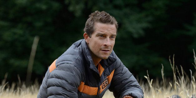 GET OUT ALIVE WITH BEAR GRYLLS -- Episode 105 -- Pictured: Bear Grylls -- (Photo by: Jasin Boland/NBC/NBCU Photo Bank via Get