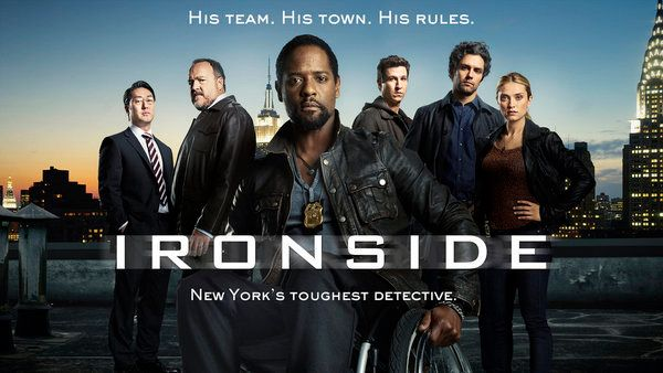 "In the gritty world of the NYPD, no one's tougher than Det. Robert Ironside (Blair Underwood, ""The Event,"" ""In Treatment""). H"