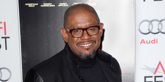 HOLLYWOOD, CA - NOVEMBER 09:  Actor Forest Whitaker attends the AFI FEST 2013 presented by Audi screening of 'Out of the Furn