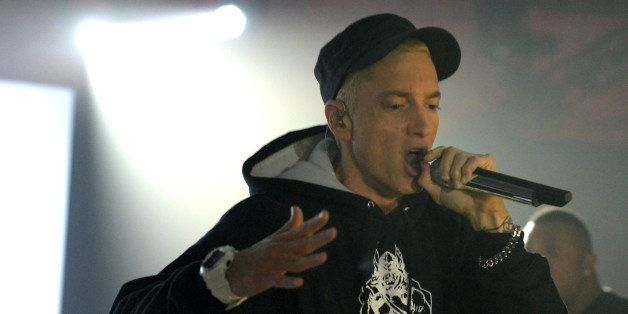 Eminem's 'Rap God' Video Pays Tribute To Max Headroom   HuffPost
