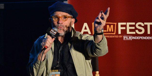 LOS ANGELES, CA - JUNE 18:  Filmmaker David Mamet attends In Conversation: Ricky Jay, David Mamet and Heist during the 2013 L