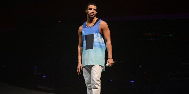 MIAMI, FL - NOVEMBER 05: Drake performs at American Airlines Arena on November 5, 2013 in Miami, Florida. (Photo by Larry Mar