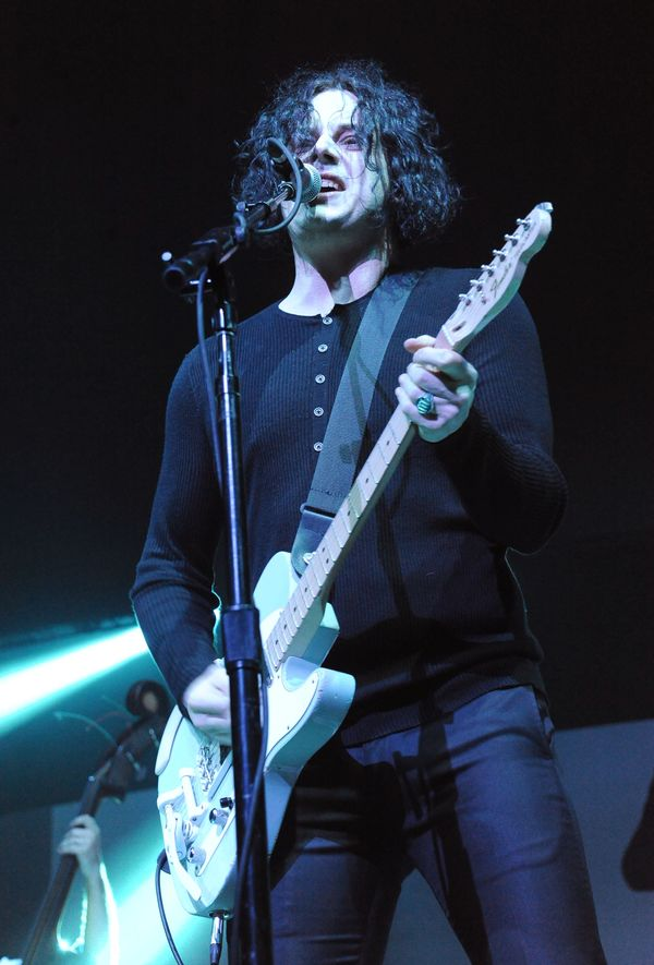 "Jack White was not pleased with the ""NPR convention"" that greeted him at Radio City Music Hall in September. The singer lamba"