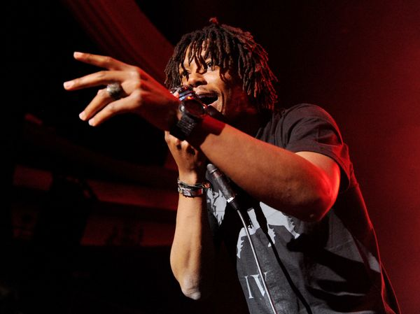 "Leave your tomatoes at home, Lupe Fiasco concertgoers. The 31-year-old rapper <a href=""https://www.huffpost.com/entry/lupe-fi"