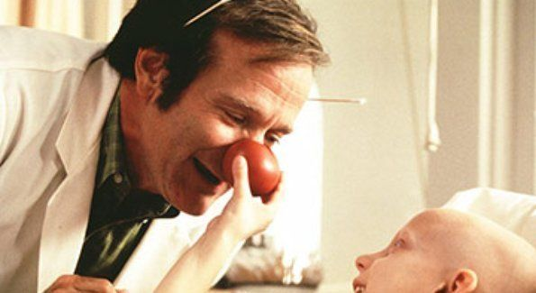 "This maudlin malarkey has a dismal 23-percent rating on Rotten Tomatoes. The fact-based ""Patch Adams,"" starring Robin William"