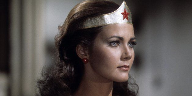 WONDER WOMAN - 'Wonder Woman vs. Gargantua' - Airdate: December 18, 1976. (Photo by ABC Photo Archives/ABC via Getty Images)L