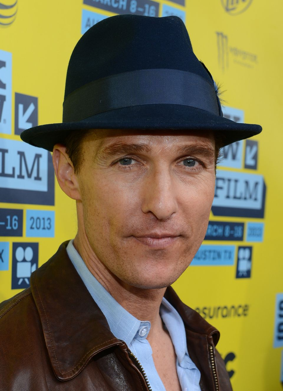 AUSTIN, TX - MARCH 10:  Actor Matthew McConaughey attends the 'Mud' screening at the 2013 SXSW Music, Film + Interactive Fest