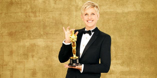 THE OSCARS(r) - Television icon Ellen DeGeneres returns to host the Oscars for a second time. The Academy Awards(r) for outst