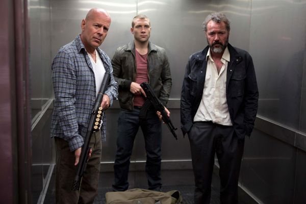 """<strong>Rotten Tomatoes score:</strong> 14% <br> <br> <strong>Scathing review:</strong> """"'A Good Day to Die Hard' is the oppo"""