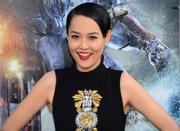 """<strong>2013:</strong> Audiences adored Kikuchi as ass-kicking Mako Mori in """"Pacific Rim,"""" and she followed that up with a ro"""