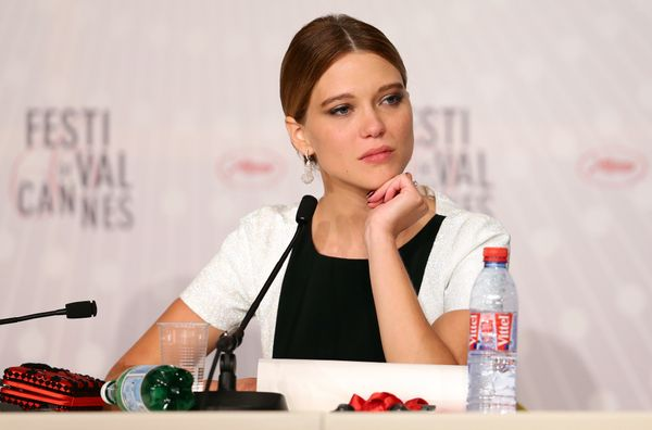 """<strong>2013:</strong> Seydoux starred in """"Blue is the Warmest Color"""" and the romance """"Grand Central."""" <br> <br> <strong>2014"""