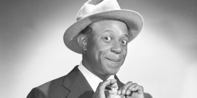 NEW YORK - JULY 22: Eddie 'Rochester' Anderson for The Jack Benny Show. Image dated July 22, 1949. (Photo by CBS via Getty Im