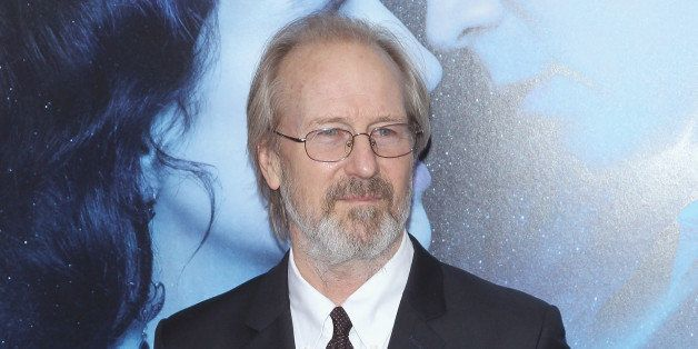 NEW YORK, NY - FEBRUARY 11:  Actor William Hurt attends the 'Winter's Tale' world premiere at Ziegfeld Theater on February 11