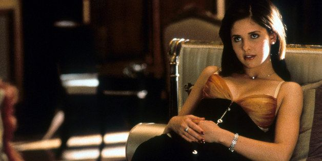 Sarah Michelle Gellar in a scene from the film 'Cruel Intentions', 1999. (Photo by Columbia Pictures/Getty Images)