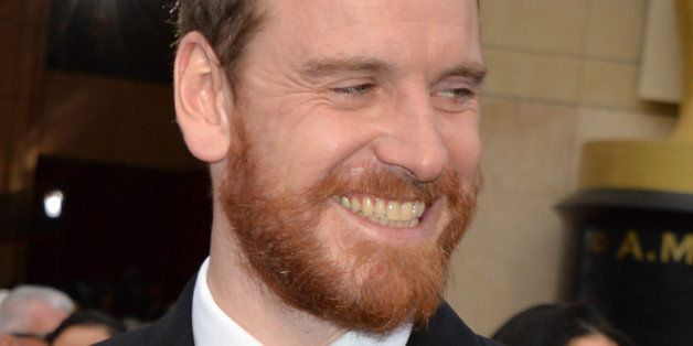 HOLLYWOOD, CA - MARCH 02:  Actor Michael Fassbender attends the Oscars held at Hollywood & Highland Center on March 2, 2014 i