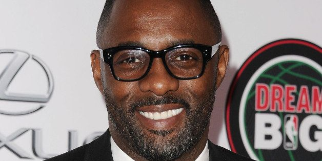 PASADENA, CA - FEBRUARY 22:  Actor Idris Elba attends the 45th NAACP Image Awards at Pasadena Civic Auditorium on February 22