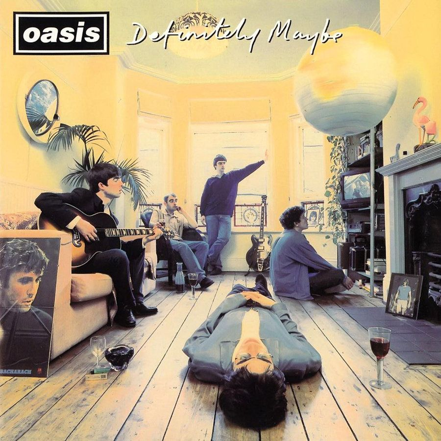 It was the start of the cold war - ie Blur vs Oasis. And riding high on the back of several hit singles came this, the fastes