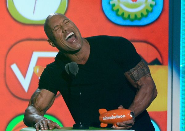 "Here's a real movie that sounds awesome: Dwayne ""The Rock"" Johnson playing Hercules for director Brett Ratner."