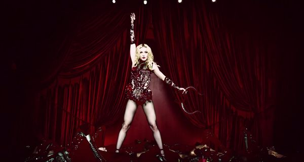 "<strong>Billboard peak:</strong> TBD <br> <br> Widely hailed as Madonna's best single since ""Hung Up,"" this post-breakup empo"
