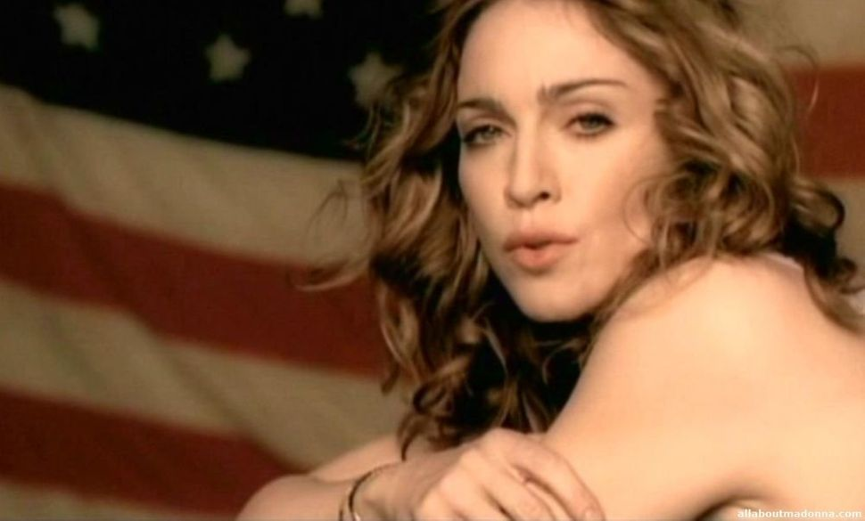 "<strong>Billboard peak:</strong> No. 29 <br> <br> Madonna's cover of the 1976 Don McLean classic ""American Pie"" was largely p"