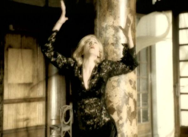 "<strong>Billboard peak:</strong> No. 78 <br> <br> Madonna included her remake of Rose Royce's ""Love Don't Live Here Anymore"""