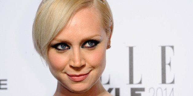LONDON, ENGLAND - FEBRUARY 18:  Gwendoline Christie attends the Elle Style Awards 2014 at one Embankment on February 18, 2014