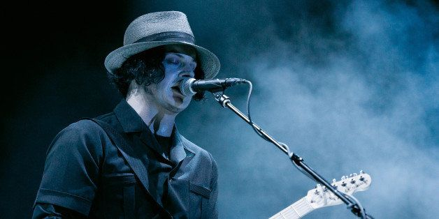 GULF SHORES, AL - MAY 18:  Jack White performs during the 2012 Hangout Music Festival on May 18, 2012 in Gulf Shores, Alabama
