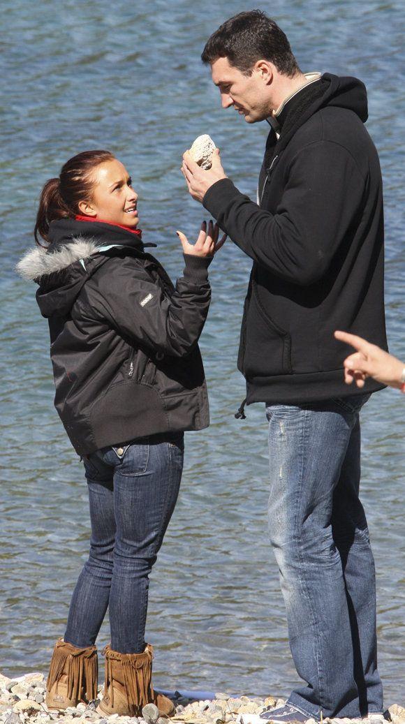 Hayden panettiere dating boxer backdating gst registration