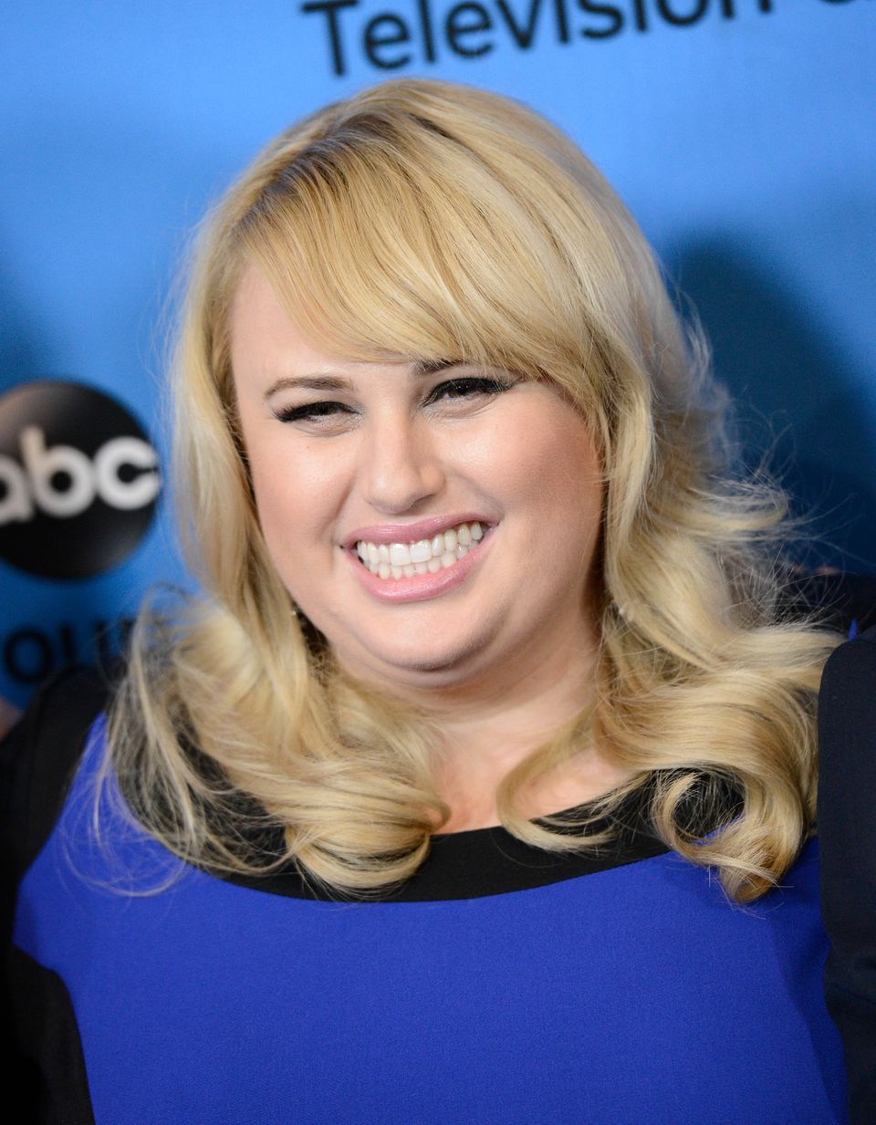 Actress Rebel Wilson arrives at the Disney/ABC 2013 Summer TCA Party at the Beverly Hilton Hotel on Sunday, August 4, 2013 in