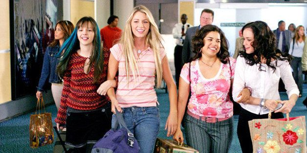 The New 'Sisterhood Of The Traveling Pants' Movie Stands To