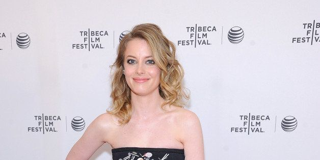 NEW YORK, NY - APRIL 18:  Gillian Jacobs attends the 'Life Partners' screening during the 2014 Tribeca Film Festival at SVA T