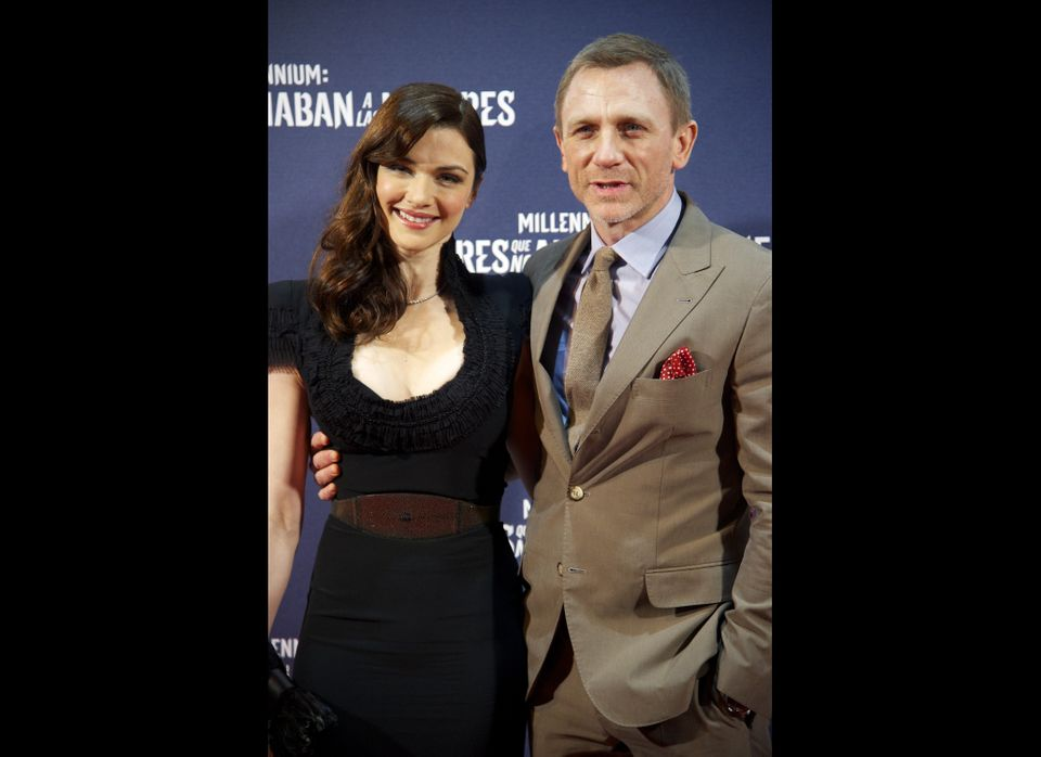 They may be major movie stars, but when it comes to their private lives, Rachel Weisz and Daniel Craig keep things <em>way</e