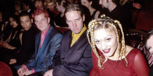 Gwen Stefani & No Doubt (Photo by Kevin Mazur/WireImage)