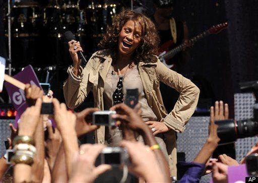 Whitney Houston Cancels More Shows, Report Of Cocaine Use