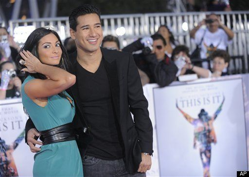 Mario Lopez Persuaded Girlfriend To Tone Up Get Plastic Surgery Huffpost