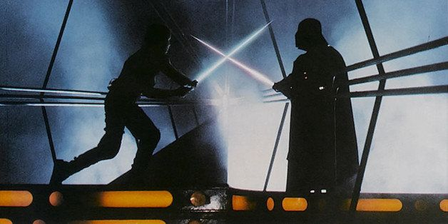 Star Wars: Episode V - The Empire Strikes Back Lobby Card
