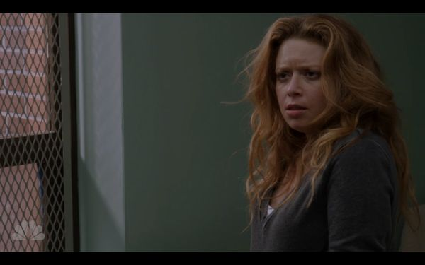 """Natasha Lyonne plays drug addict Nicky in """"OITNB,"""" but in her """"SVU"""" guest role from Season 13's episode """"Educated Guess,"""" she"""