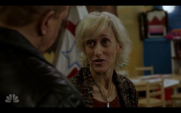 """Constance Shulman's Yoga Jones is one of the coolest characters on """"Orange Is the New Black."""" Between Seasons 1 and 2 she mad"""