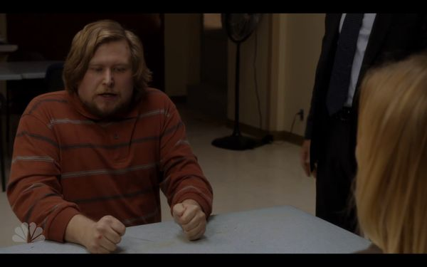 """On """"OITNB"""" Michael Chernus plays Piper's hippie brother Cal, who uses vegetable oil instead of gas in his car. He appears alo"""