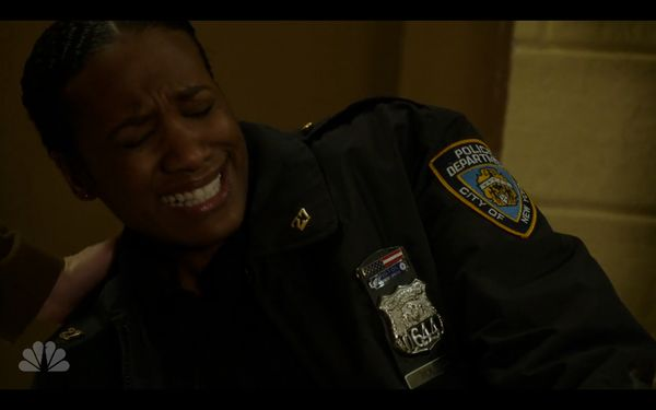 """In """"OITNB,"""" Vicky Jeudy plays inmate Janae Watson, the former high school track star. Between Seasons 1 and 2 of the Netflix"""
