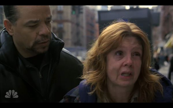 Annie Golden plays Red's right-hand woman, Norma, who never says a word in the show. Golden made a cameo in the Season 7 epis